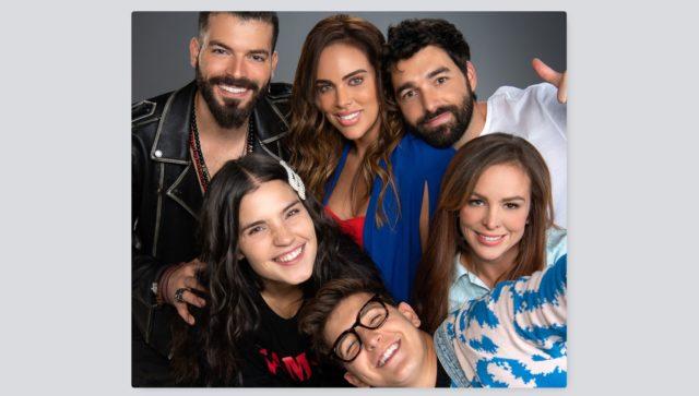 Conoce los personajes de la telenovela Cita a ciegas