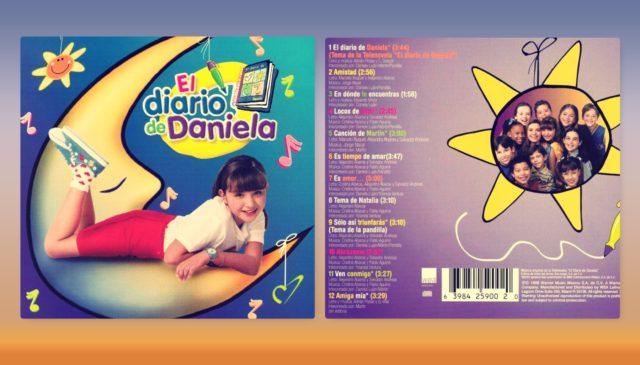 musica telenovela el diario de daniela