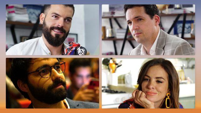 Personajes de la telenovela Cita a ciegas