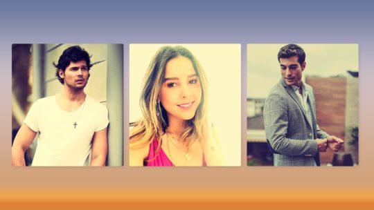 """Paulina Goto, Danilo Carrera y Emmanuel Palomares protagonizan """"Vencer al silencio"""""""