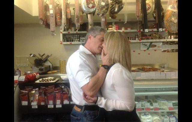 Canción Loco por ti, tema de amor de Carlos y Victoria en Amores verdaderos