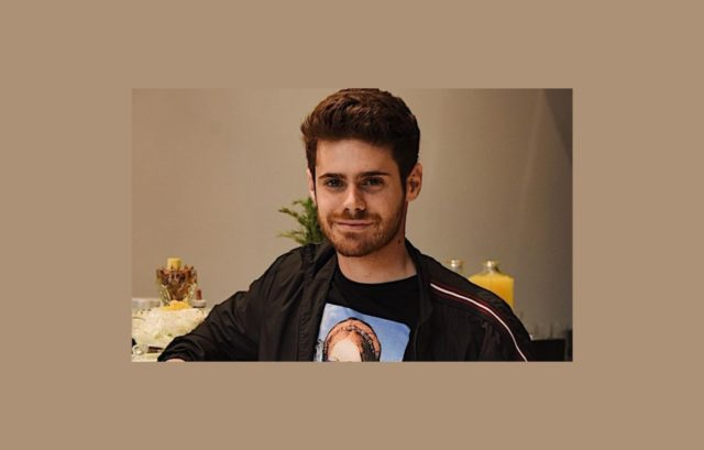 Gastón Soffritti también participará en la telenovela juvenil Sueña conmigo