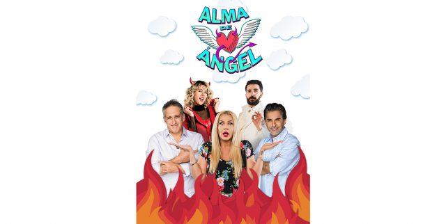 Alma de Ángel estrena el 2 de septiembre