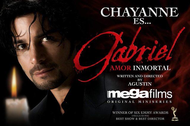 Gabriel, el regreso de Chayanne a la TV