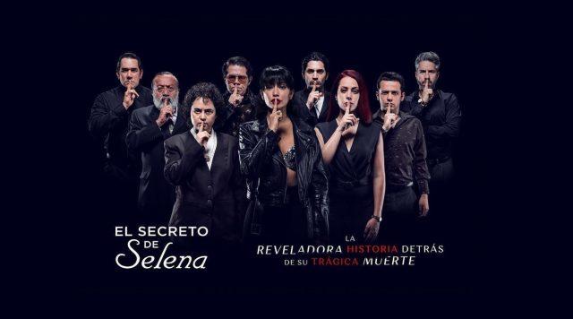 Personajes principales de la serie El secreto de Selena