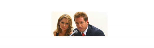 Geraldine Bazán y Gabriel Soto confirman que serán padres