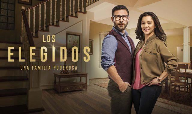 Pre-estreno de la serie Los Elegidos, una familia poderosa