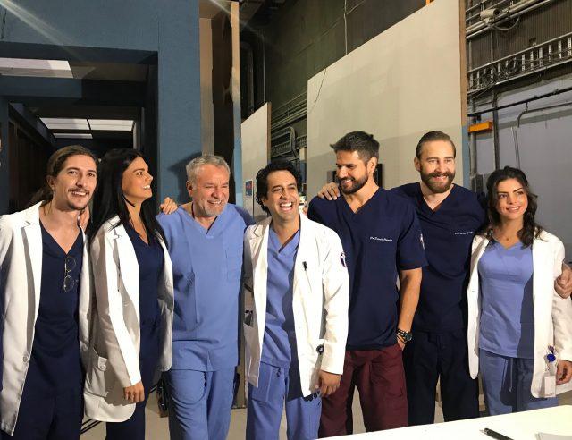 nueva serie medicos televisa