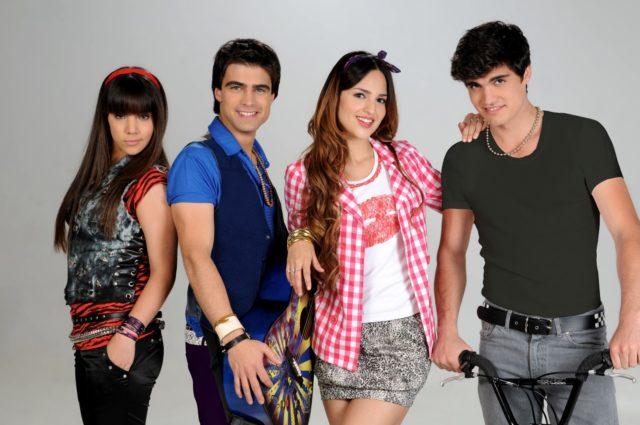 Nuevo promocional de la telenovela juvenil Sueña conmigo