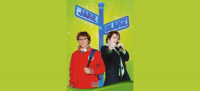 Jake and Blake por Telefe