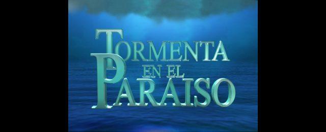Tormenta en el paraíso