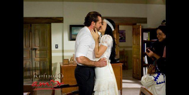 Música de la telenovela Un refugio para el amor