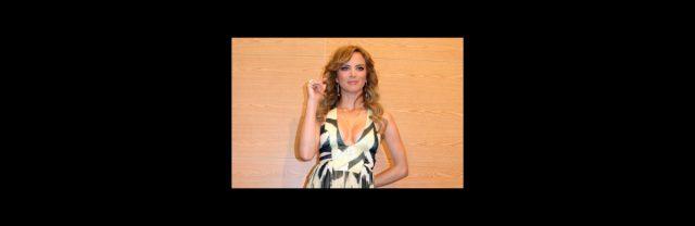 Silvia Navarro en el Canal de las estrellas