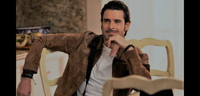Rafael Novoa es Miguel Lascuráin en Mañana es para siempre