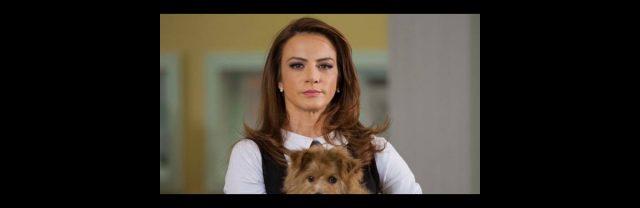 Silvia Navarro, la protagonista del remake de Pura Sangre