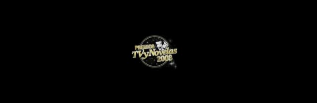 Ganadores de los Premios TVyNovelas Colombia 2008