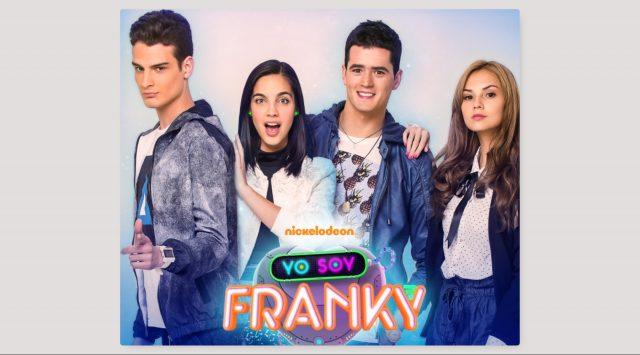 Canción telenovela Yo soy Franky