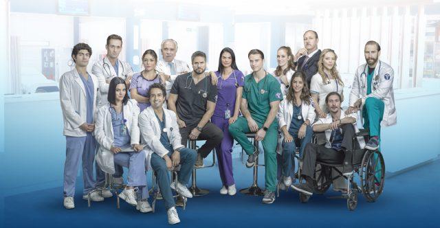 Conoce los personajes de la telenovela Médicos, línea de vida