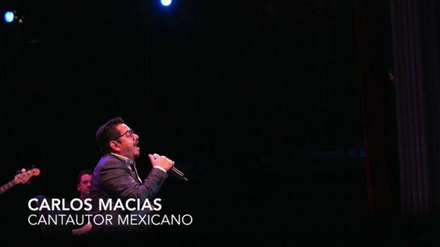 """Nueva versión de la canción """"Amarte así"""" de Carlos Macías"""