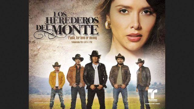 10 de Enero el estreno de la novela Los Herederos Del Monte