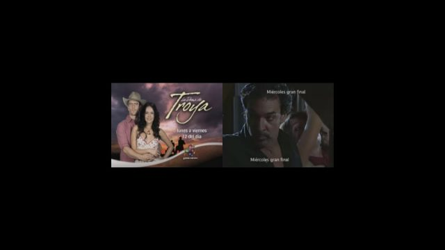 Galavisión: Este miércoles el gran final de la telenovela La Dama de Troya