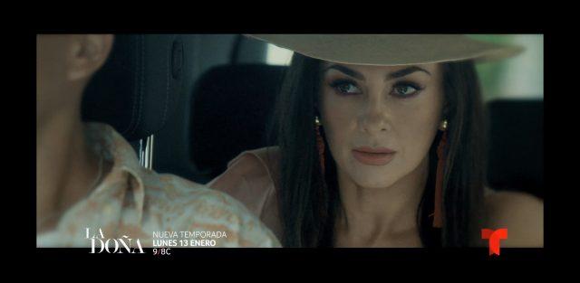 Personajes segunda temporada de La Doña