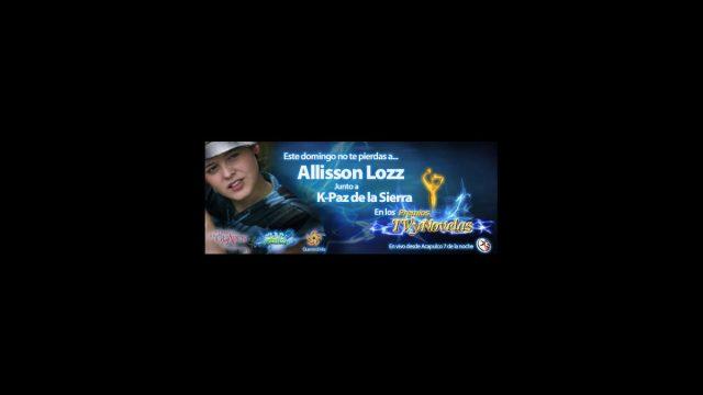 K-Paz de la Sierra y Alisson Lozz – No me supiste querer