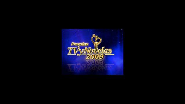 Premios TVyNovelas 2009 Colombia y México