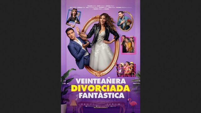 Veinteañera, divorciada y fantástica estrena en México