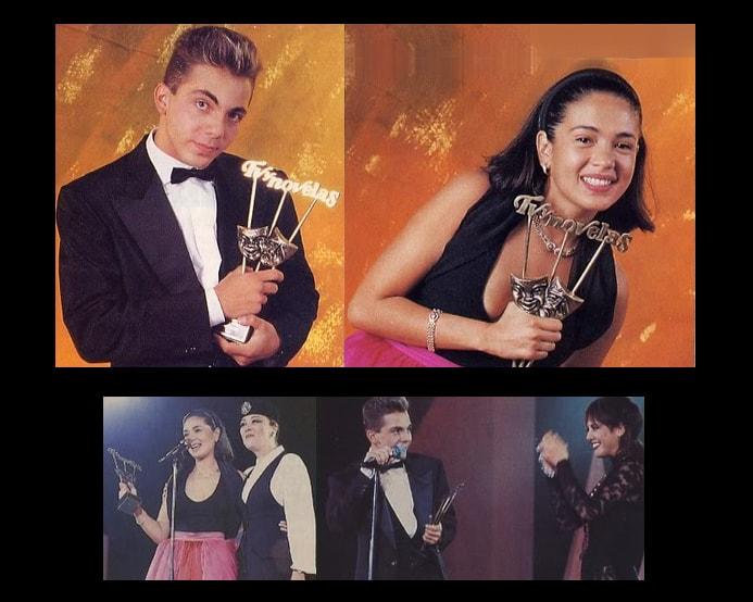 las secretas intenciones premios tvynovelas 1993 min
