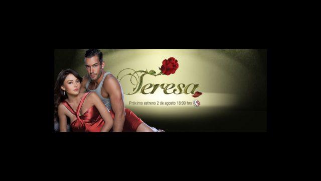 Canal RCN estrena la telenovela Teresa