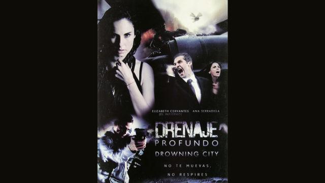 Ana Serradilla protagoniza la serie Drenaje profundo de TV Azteca