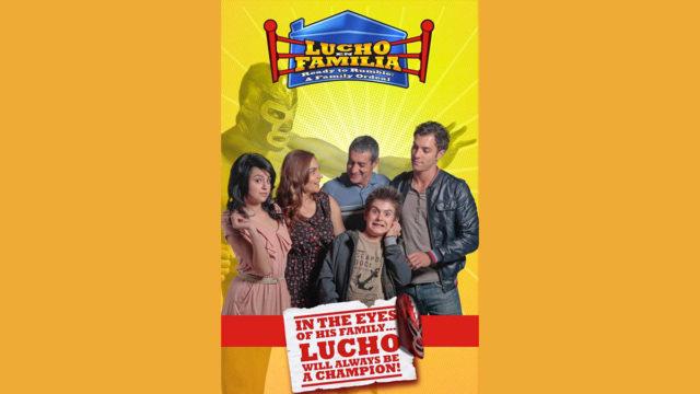 Conoce los personajes de la serie Lucho en Familia
