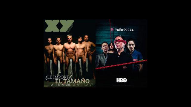 XY y Capadocia, series nominadas en el Festival de Televisión de Montecarlo