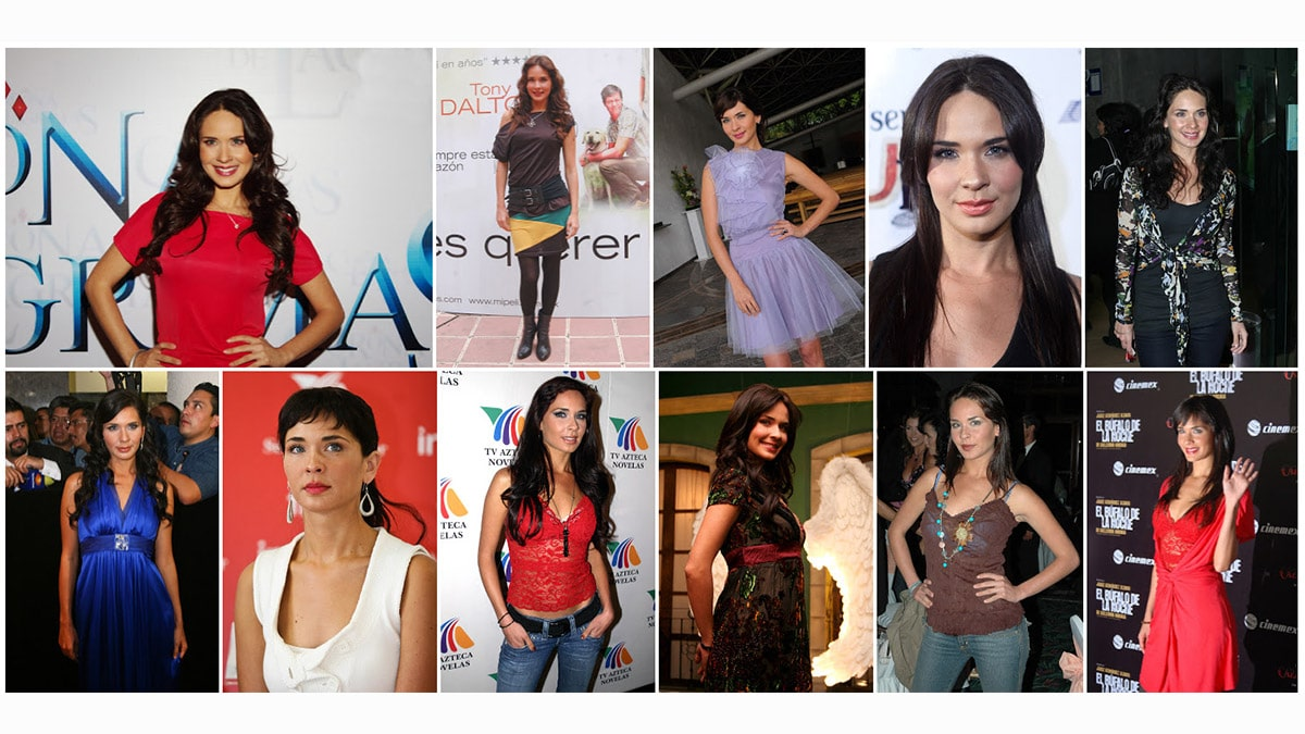 foto telenovela adriana louvier