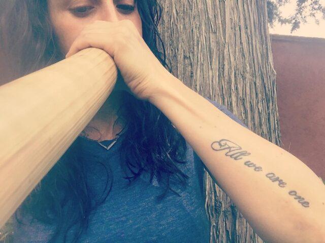 iran castillo tatuaje todos somos uno