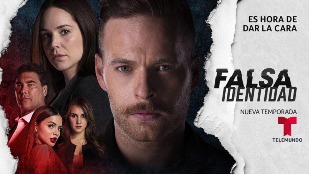 poster falsa identidad segunda temporada
