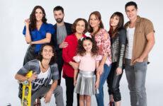 personajes telenovela que le pasa a mi familia